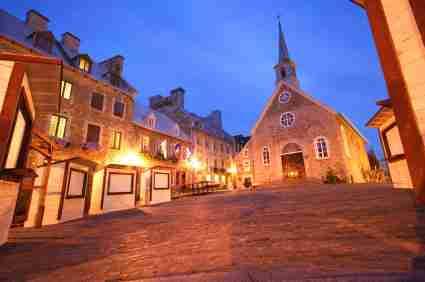 Quebec City History when you visit Quebec